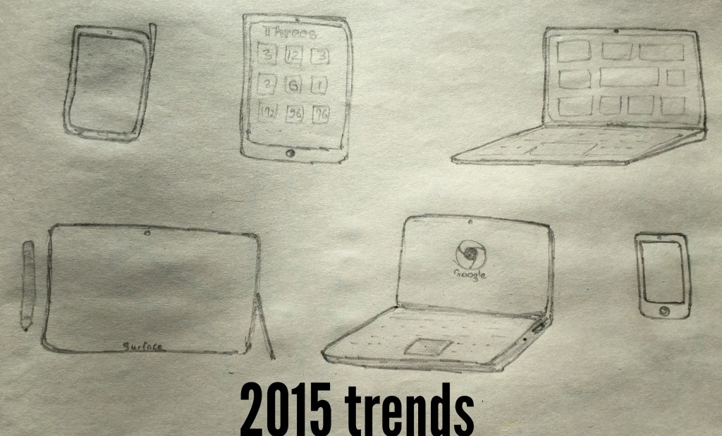 2015 - Technology trends
