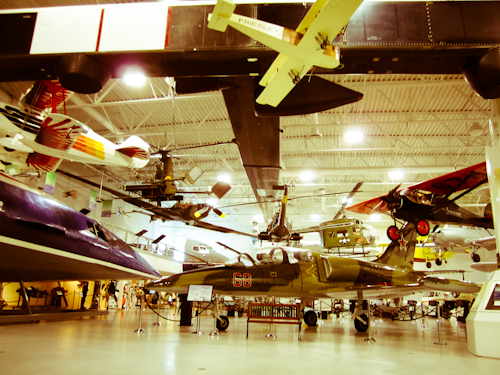 Bay Area Must Visits: Hiller Aviation Museum