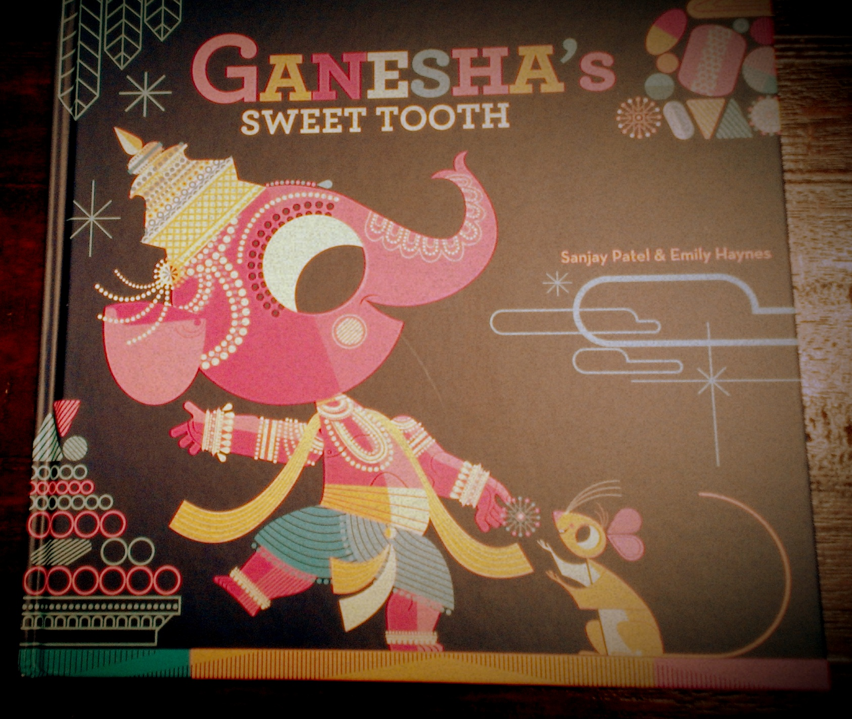 Ganesha's Sweet Tooth: Great book for kids