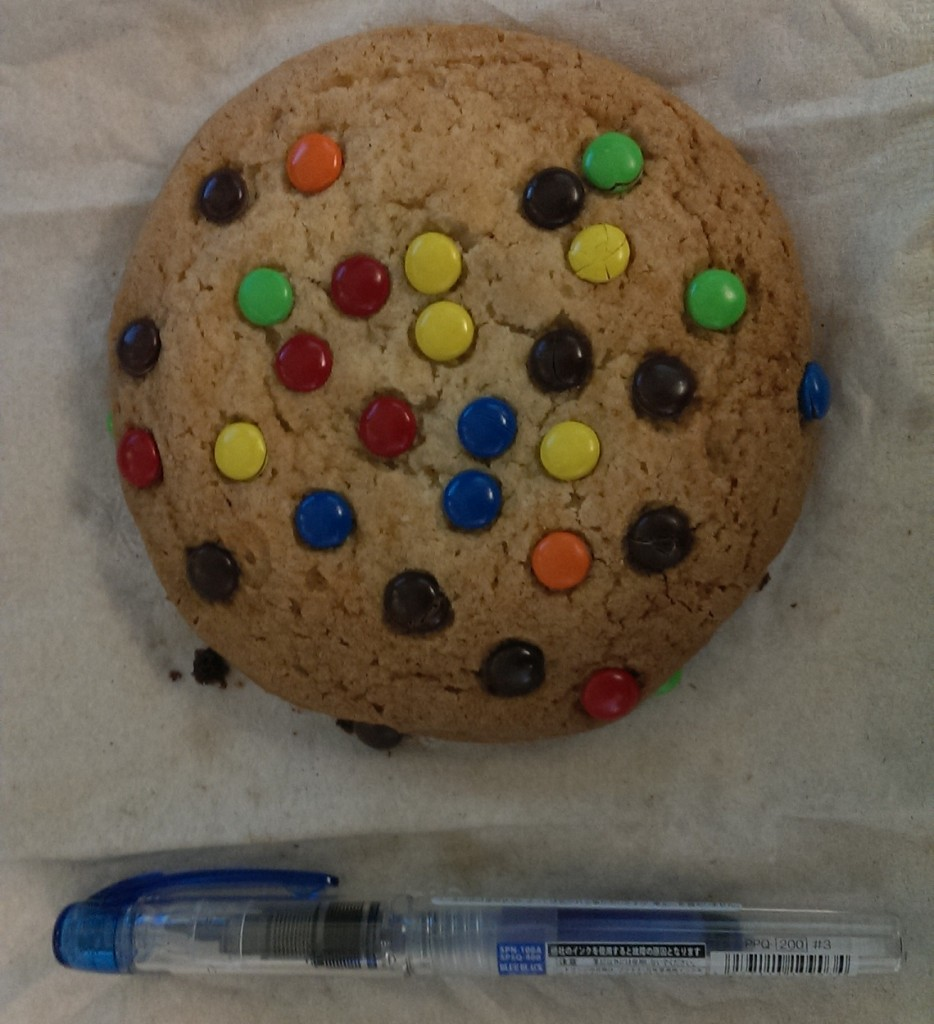 The big cookie