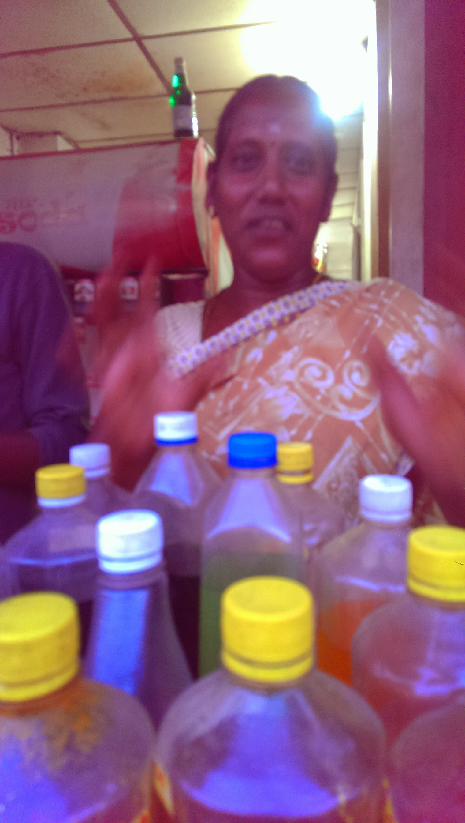 Dispatches from real India (Part 2): Mrs.Lakshmi and Mr.Soda