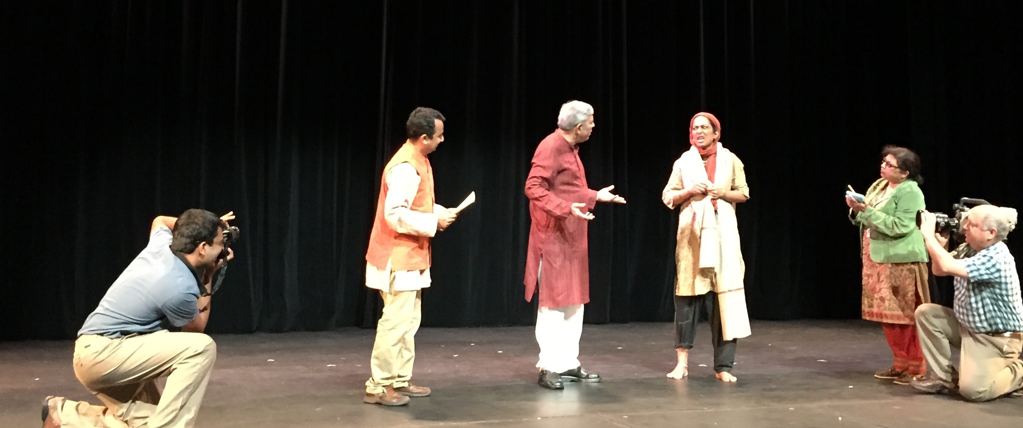 """Why Bhopal?"" – A spoiler-free review of the play, BHOPAL by the Bay Area Drama Company"