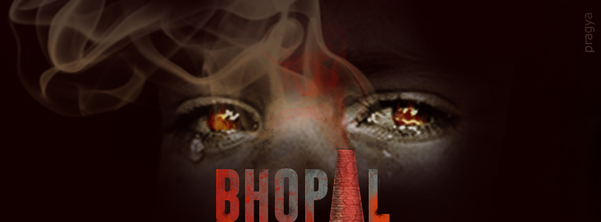 BAD Company's bhopal poster