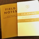 Field Notes Shenandoah Edition and Calepino small notebook